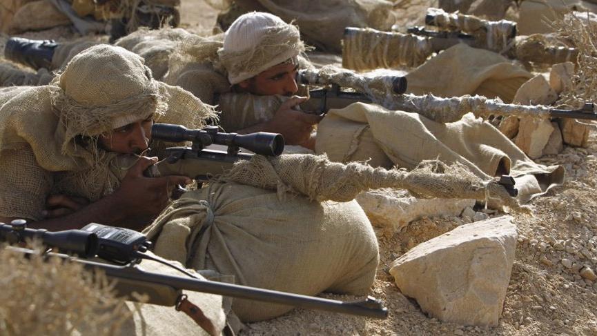 Suudi Arabistan özel kuvvetlerinden IŞİD'e operasyon