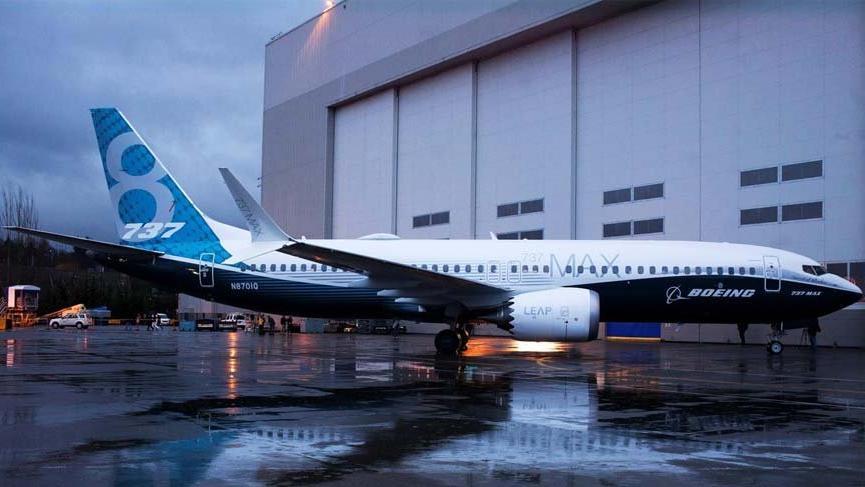 Azerbaycan'dan Boeing'e şok haber!