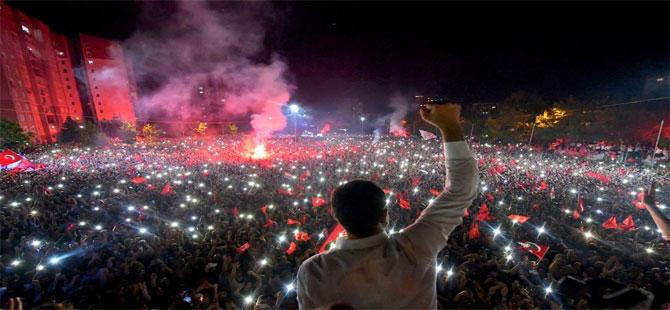 İmamoğlu: Ben Atatürk Cumhuriyeti'nin projesiyim!