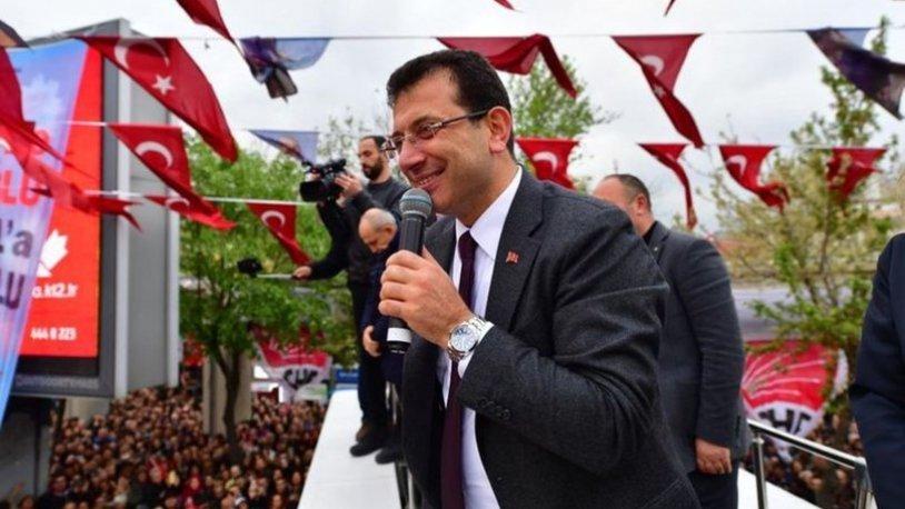 İmamoğlu: İstanbul'da kentsel dönüşümü kabus olmaktan kurtaracağım