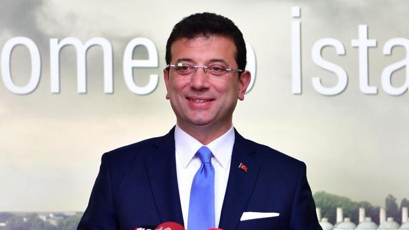 Başakşehir'den Ekrem İmamoğlu'na teşekkür!