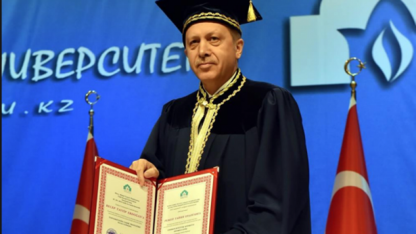 Erdoğan'ın diploması hakkında karar