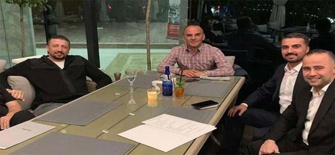 Erdoğan'ın danışmanı firari Galip Öztürk'le birlikte