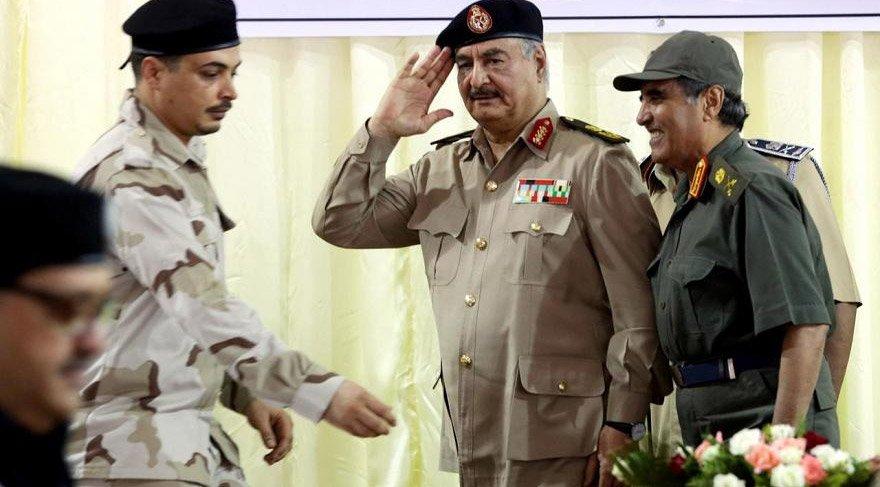 Libya'da Hafter müttefiki Temsilciler Meclisi: Ateşkes sona erdi, savaş devam edecek