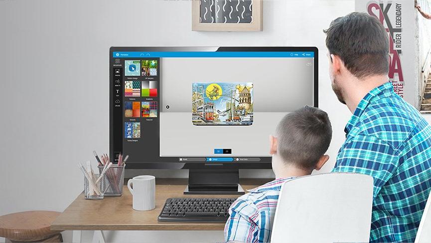 HP'den tasarım yarışması
