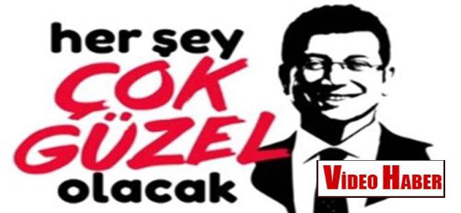 Ekrem İmamoğlu için seçim şarkısı!