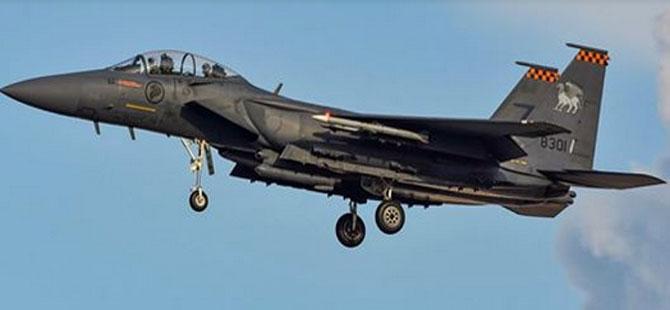 Yolcu uçağında 13 yaşındaki çocuğun bomba şakası nedeniyle iki savaş uçağı kalktı