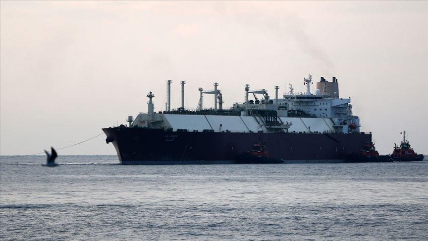 Küresel gaz ihracatında LNG'nin payı hızla yükseliyor