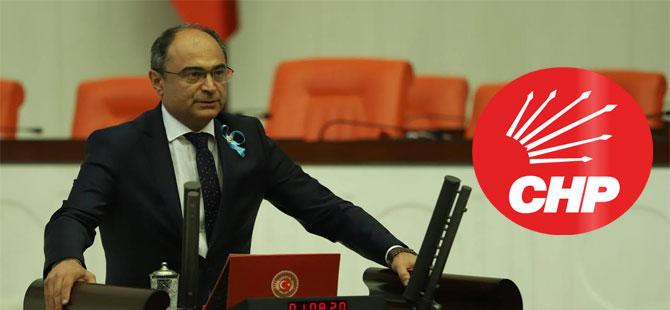 CHP'li Aydoğan'dan içme suyu olmayan Gümüşhane Budak Köyü için önerge