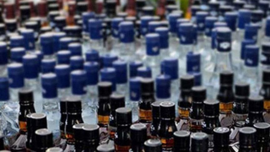 Alkollü içki ÖTV'sinde kasayı 5 il dolduruyor