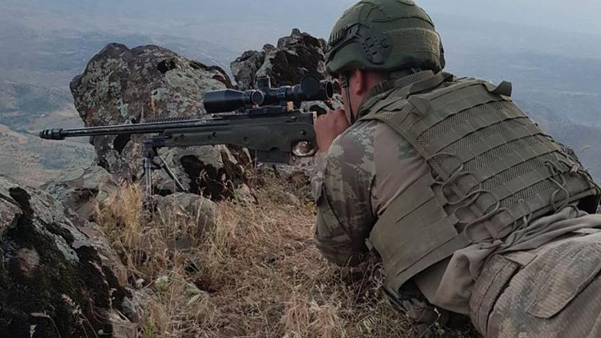 İçişleri Bakanlığı: Bingöl'de 4 terörist etkisiz hale getirildi