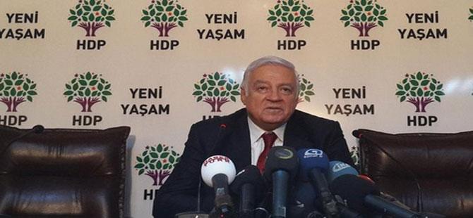 HDP'li Fırat hayatını kaybetti