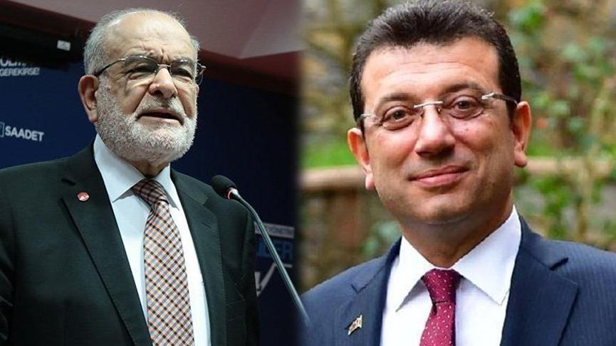 SP Genel Başkanı ve İBB Başkanı bir araya geliyor