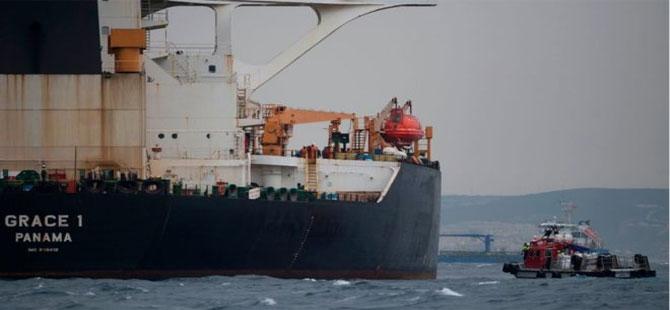 İngiltere-İran tanker krizi: Tahran Suriye'ye gitmeyeceğini garantilerse tankeri bırakırız