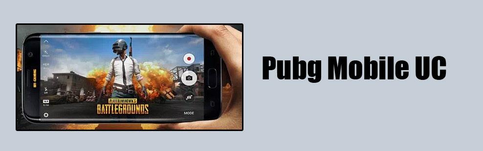 Pubg Mobile UC