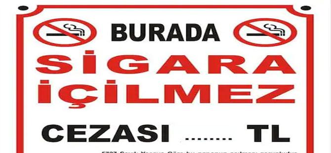 Tütünle mücadelede Türkiye dünya birincisi!