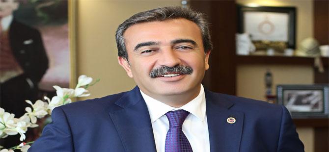 Soner Çetin: Adana Büyükşehir Belediyesi'ne adaymışım gibi bir algı yürütülmeye çalışıldı