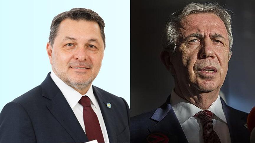 Ankara Büyükşehir'deki sürpriz istifa için açıklama geldi
