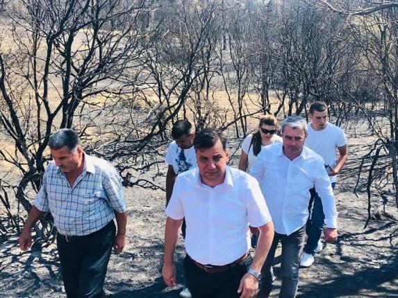 Gelibolu Yarımadası Orman Yangını (15)