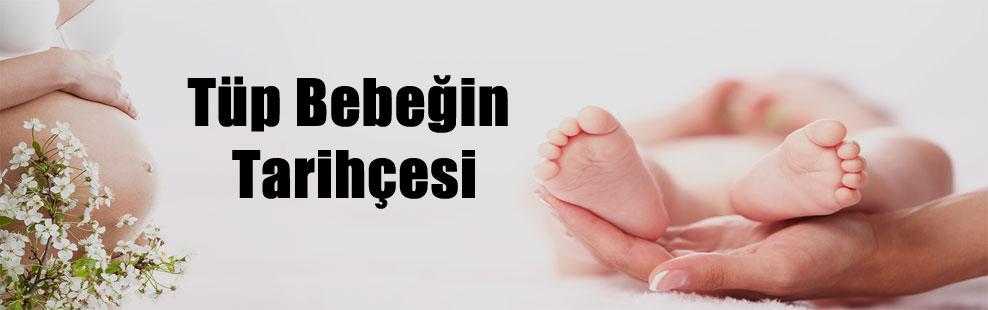 Tüp Bebeğin Tarihçesi