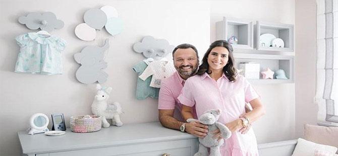 Ali Sunal ve Nazlı Kurbanzade'den doğum sonrası ilk fotoğraf