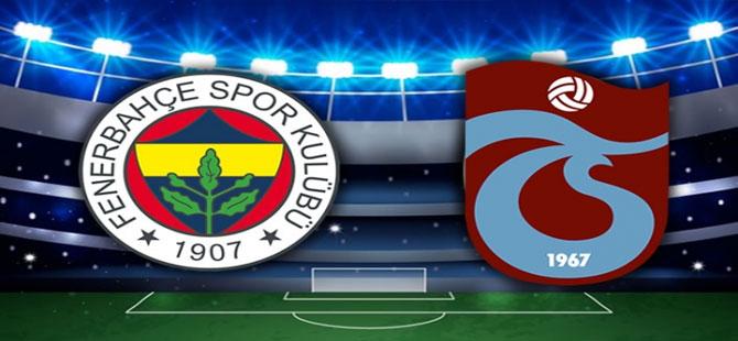 Fenerbahçe-Trabzonspor derbisinin hakemi belli oldu!