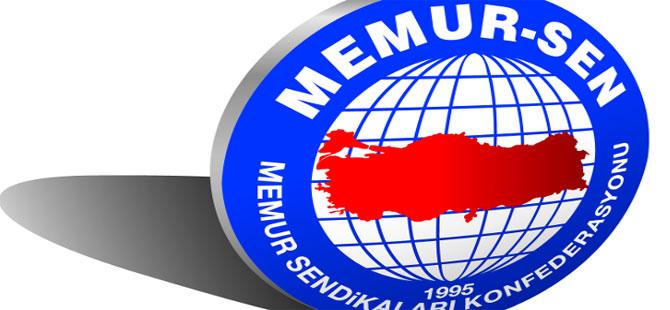 Memur-Sen'den hükümetin zam teklifine yanıt