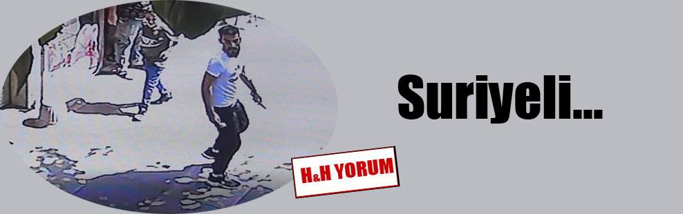 Suriyeli…