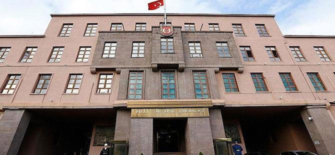 Milli Savunma Bakanlığı: Teröristlerin saldırısında masum siviller yaralandı