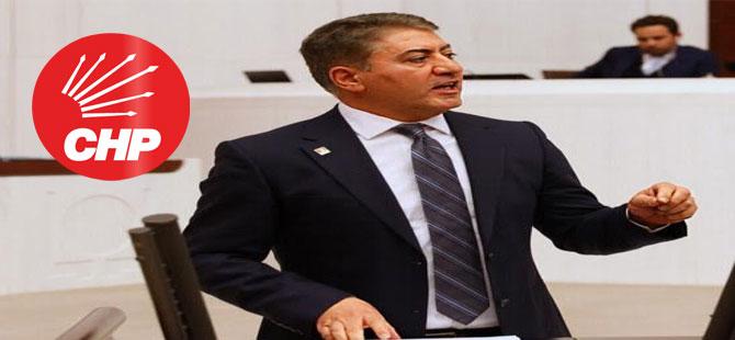 CHP'li Emir: Cumhurbaşkanı el altından ve başkasının hakkı olan bir aşıyı olmuş