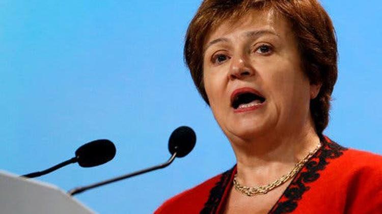 IMF'in başına Bulgar Georgieva geçiyor