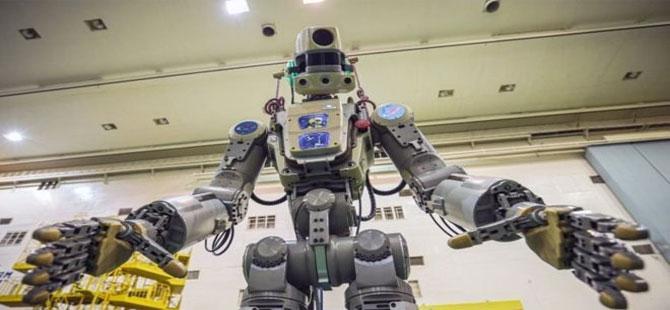 Fedor: Rusya'nın uzaya gönderdiği 'insansı robot'