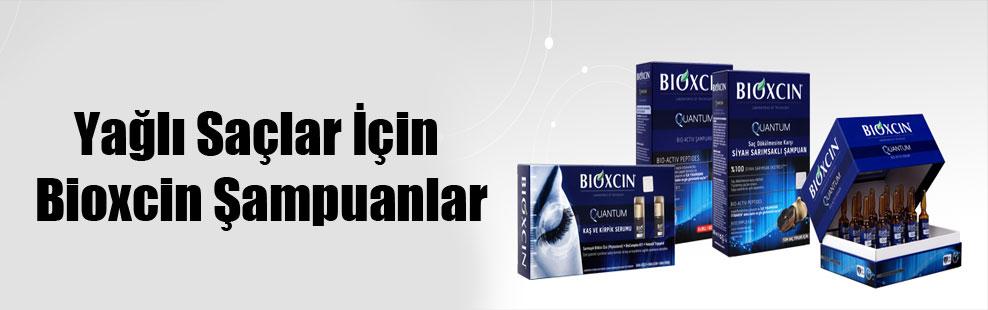 Yağlı Saçlar İçin Bioxcin Şampuanlar