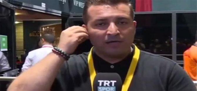 TRT'de 'Ne yazık ki' krizi!