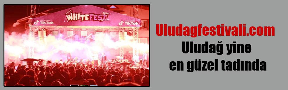 Uludagfestivali.com Uludağ yine en güzel tadında