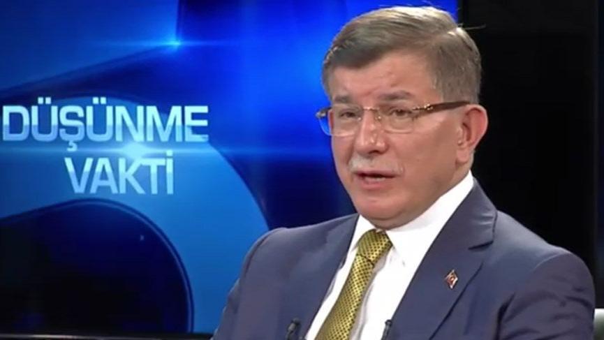 Ahmet Davutoğlu'ndan yeni bir hamle! Cuma günü açıklama yapacak