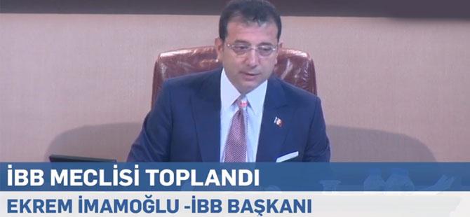İmamoğlu'ndan AKP'lilere: Alışık olmadığınız bir süreç yaşatacağız sizlere