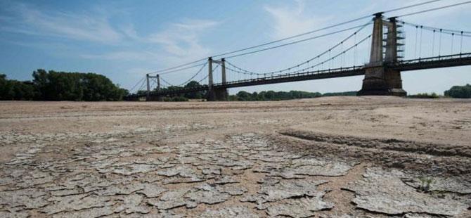 Fransa'da bu yaz aşırı sıcaklardan 1,435 kişi öldü