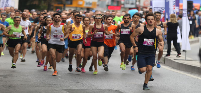 'İstanbul'u Koşuyorum' etkinliği yarın Caddebostan'da