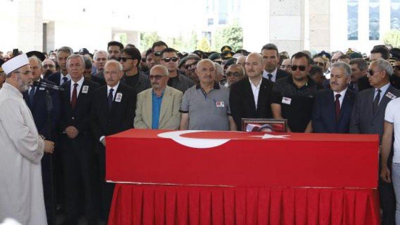 Kemal Kılıçdaroğlu, Şehit Tufan Kansuva'nın cenaze törenine katıldı
