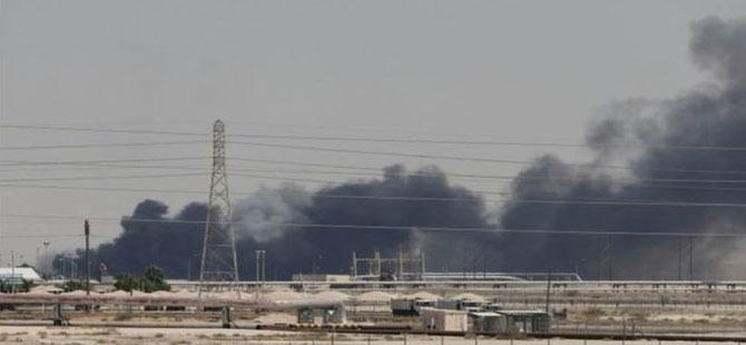 Suudi Arabistan'daki petrol tesislerine saldırı: Petrol fiyatları yüzde 19 arttı