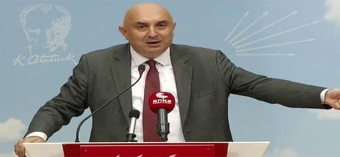 CHP'li Özkoç'tan Erdoğan'a 'fetih' tepkisi