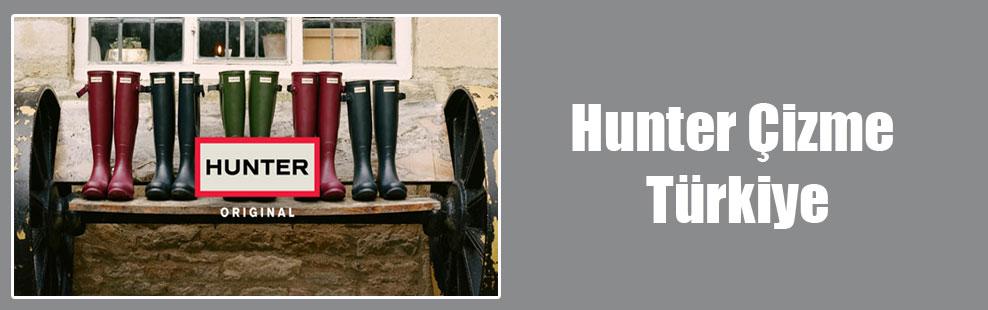 Hunter Çizme Türkiye