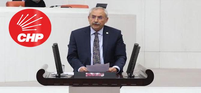 CHP'li Kaplan: Tarım ve hayvancılıkta devlet desteği şart!