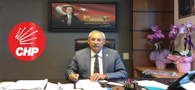 CHP'li Kaplan: Atatürk'ün emaneti Cumhuriyet'imizi bütün değerleriyle yaşatıp gelecek nesillere emanet edeceğiz