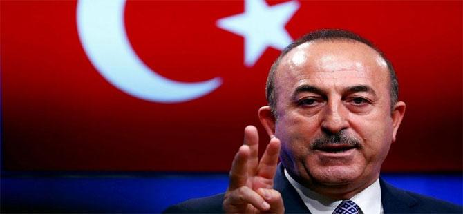 Çavuşoğlu: Yunanistan'ın kararı kabul edilemez