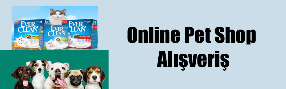 Online Pet Shop Alışveriş
