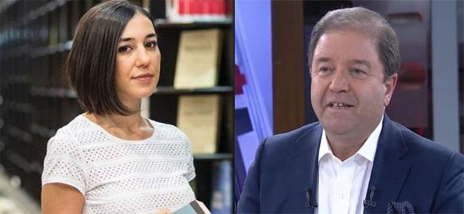 Melis Alphan'dan CHP'li Ali Kılıç'a tepki