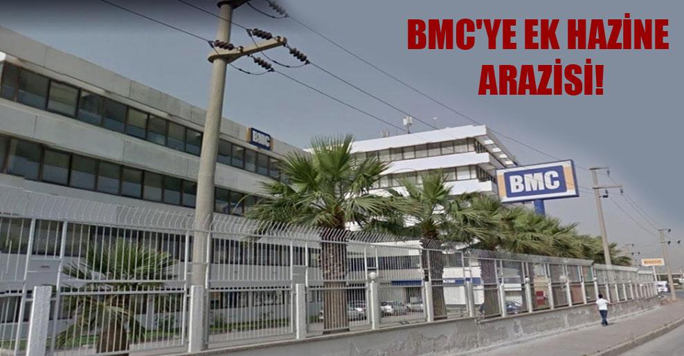 BMC'ye ek hazine arazisi!