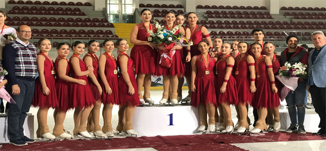 İBBSK, son bir haftaya 113 madalya 2 kupa sığdırdı!